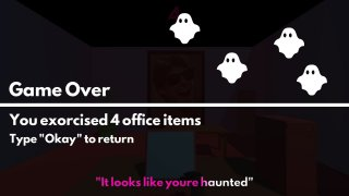 Ghost Office (itch)