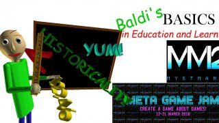Baldi's Basics (Apk Edition) (itch)