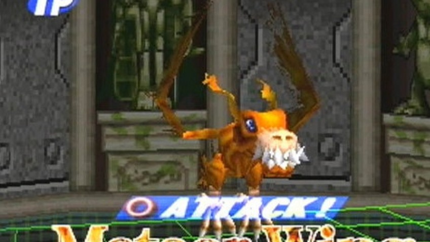 Digimon World: Digital Card Arena