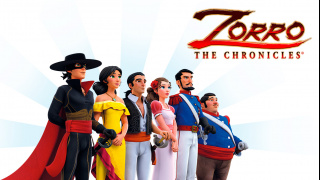 Zorro The Chronicles