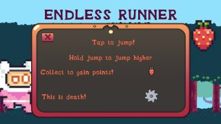 Endless Runner (Georgia-Shepherd) (itch)