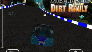 XTREME JEEP DIRT RALLY - Free 3D Racing Game
