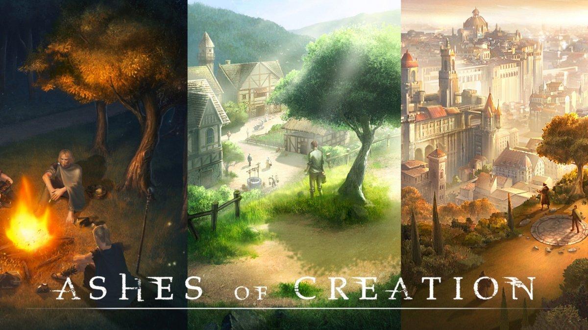 Ashes of Creation - обзоры и оценки игры, даты выхода DLC, трейлеры,  описание