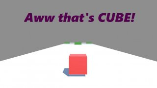 Aww that's cube! (itch)