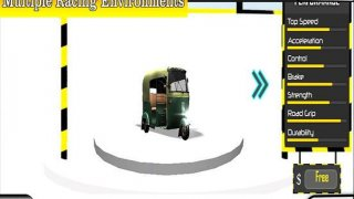 Rickshaw Highway Racer: Tuk Tuk In The Rush