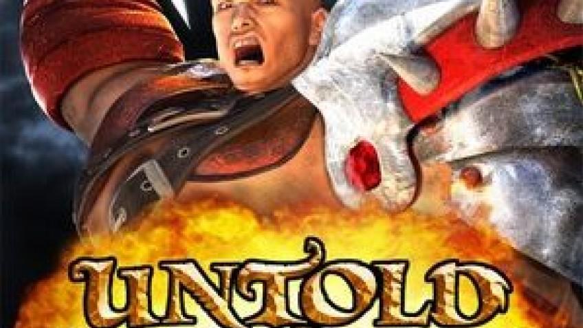Untold Legends: The Warrior's Code