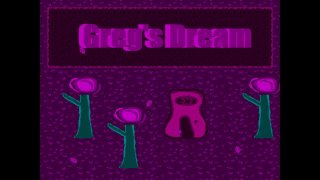 Greg's Dream: The Purple Forest (itch)