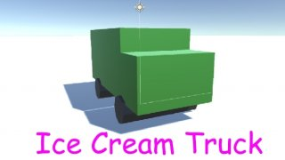 1 hour challenge: Ice Cream Truck (itch)
