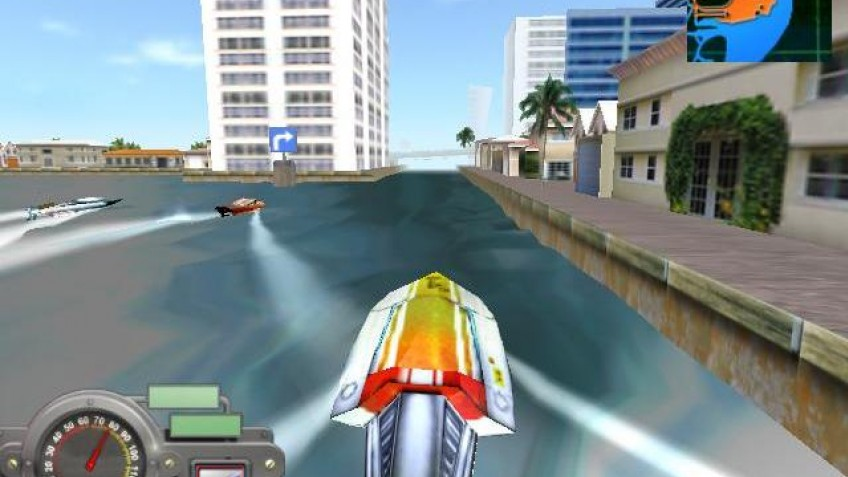 Miami Powerboat Racer