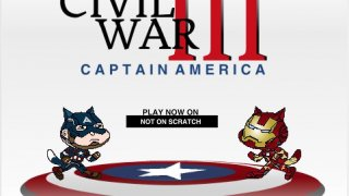 Captain America - Civil War III v1.6 (itch)