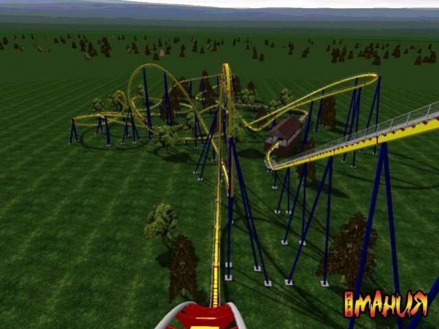 NoLimits Rollercoaster Simulation