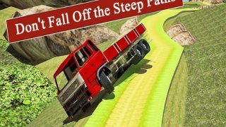 Off-road driving 2016 mountain adventure: extreme transport truck driving, speed racing simulator for pro racers (iOS, Korean)