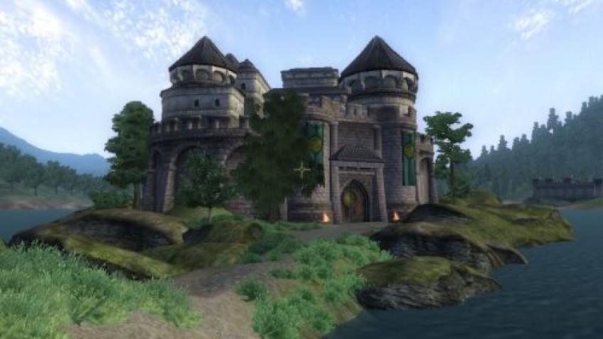 The Elder Scrolls 4: Oblivion - Fighter's Stronghold