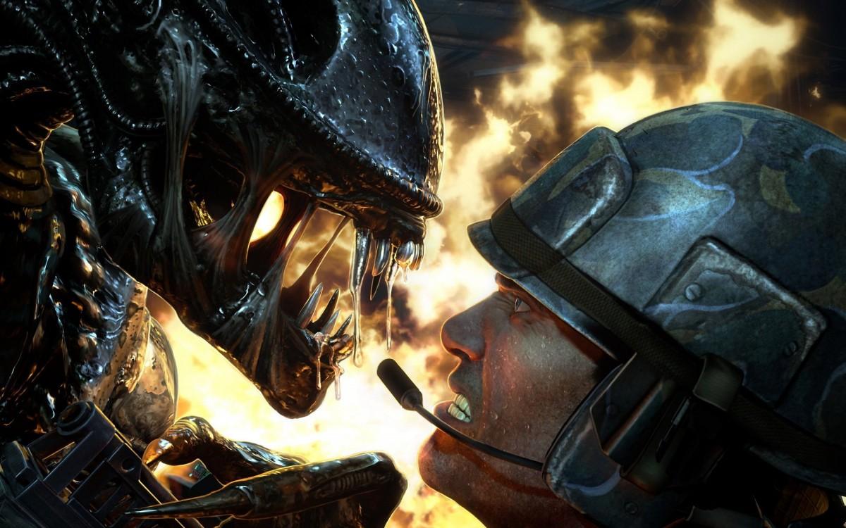 Alien (шутер от Cold Iron)