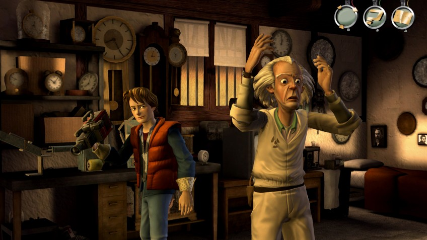 Back to the Future: The Game - Episode 1. It's About Time
