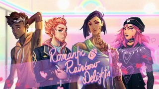 Romantic Rainbow Delights (itch)