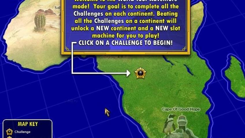 Reel Deal Slots: Adventure 3 World Tour