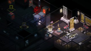 Invisible, Inc. Contingency Plan
