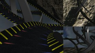 Coaster VR, Infini-Track 3D Stereograph