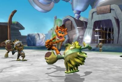 Crash Bandicoot: Mind Over Mutant