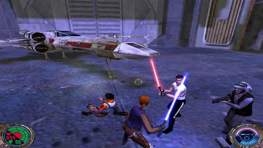 Star Wars Jedi Knight 2: Lady Jedi