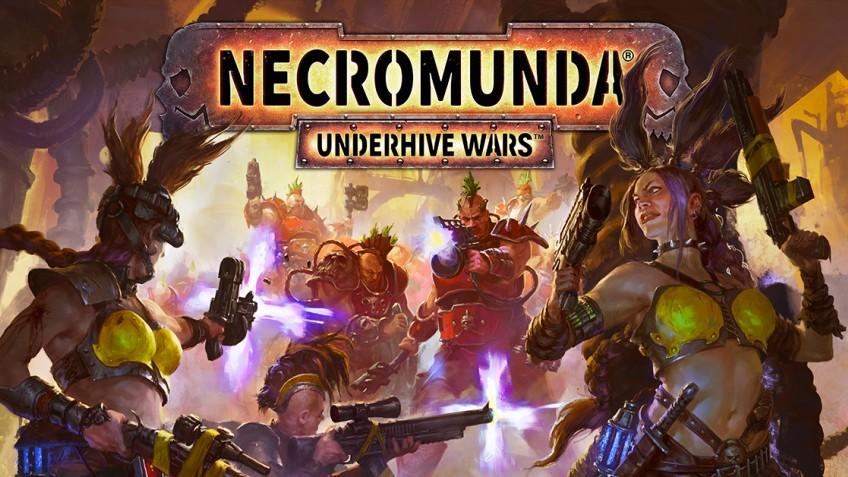 Necromunda Underhive Wars 2019: дата выхода, обзор игры и трейлер, системные требования новые фото