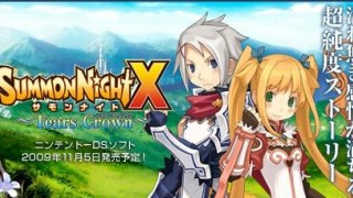 Summon Night X: Tears Crown