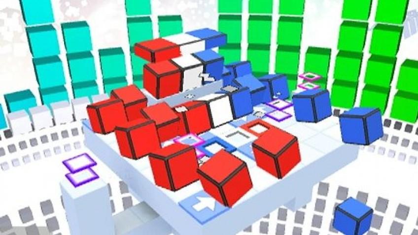 Rubik's Puzzle Galaxy: Rush