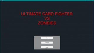 Ultimate Card Fighter VS Zombies (itch)