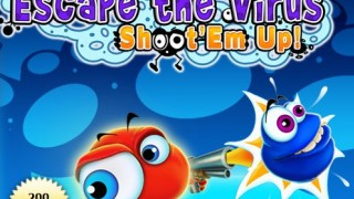 Escape the Virus: Shoot'Em Up!