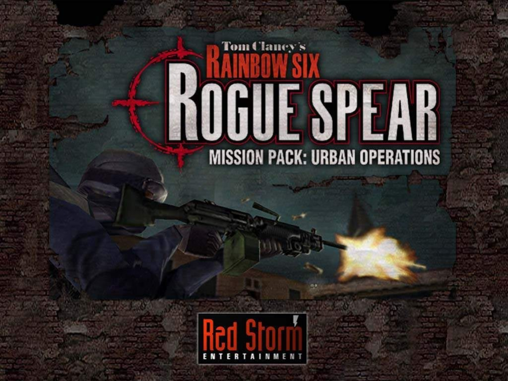 Tom Clancy's Rainbow Six: Rogue Spear - Urban Operations