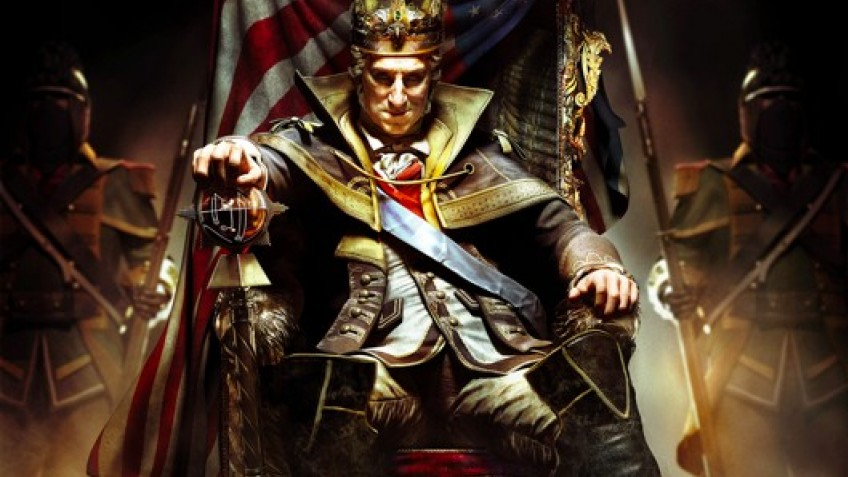 Assassin's Creed 3 — The Tyranny of King Washington