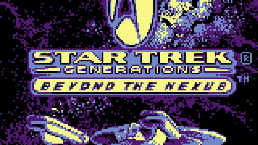 Star Trek Generations: Beyond the Nexus