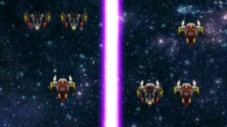 A Battle Aircraft Space Fighter: Explosive Game