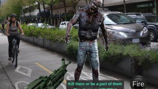 Zombie Enforcer – Killer of Lifeless Human