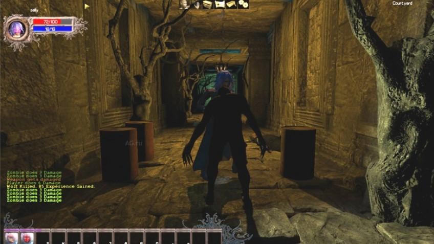 BloodLust Vampire: ShadowHunter