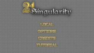 21 Singularity (itch)