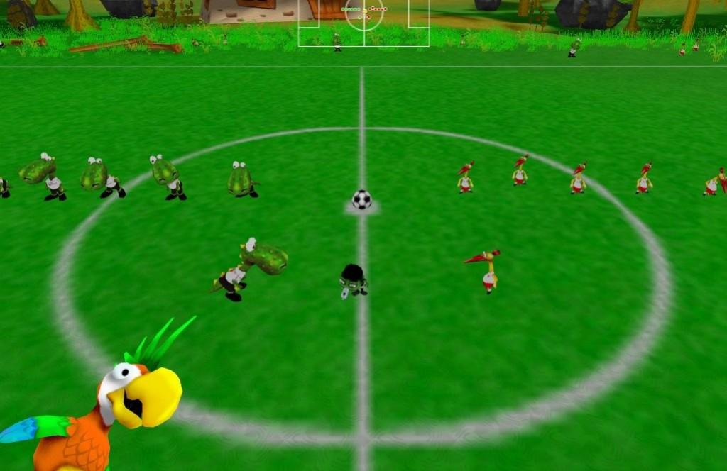 Crazy Soccer Mundial
