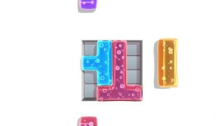 Tap Blocks 3D: Color Puzzle