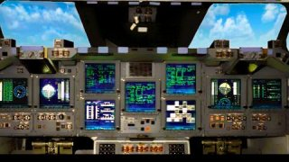 Space Shuttle Landing Simulator 3D Free