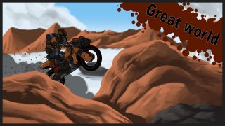 NUKE BIKE - Adventure Racing Game (itch)
