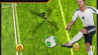 Football Stadium Soccer Challenge Pro