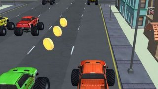 Monster Truck Racer: Highway X