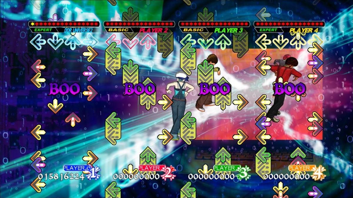 DanceDanceRevolution Universe 3