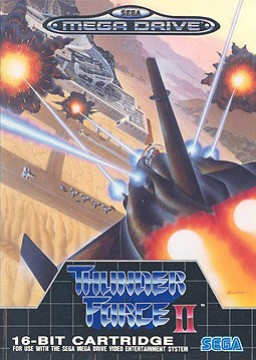 Thunder Force 2