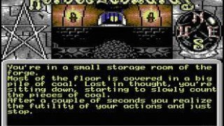 [English] Heroes & Cowards – The Pentagram of Power (C64) (itch)