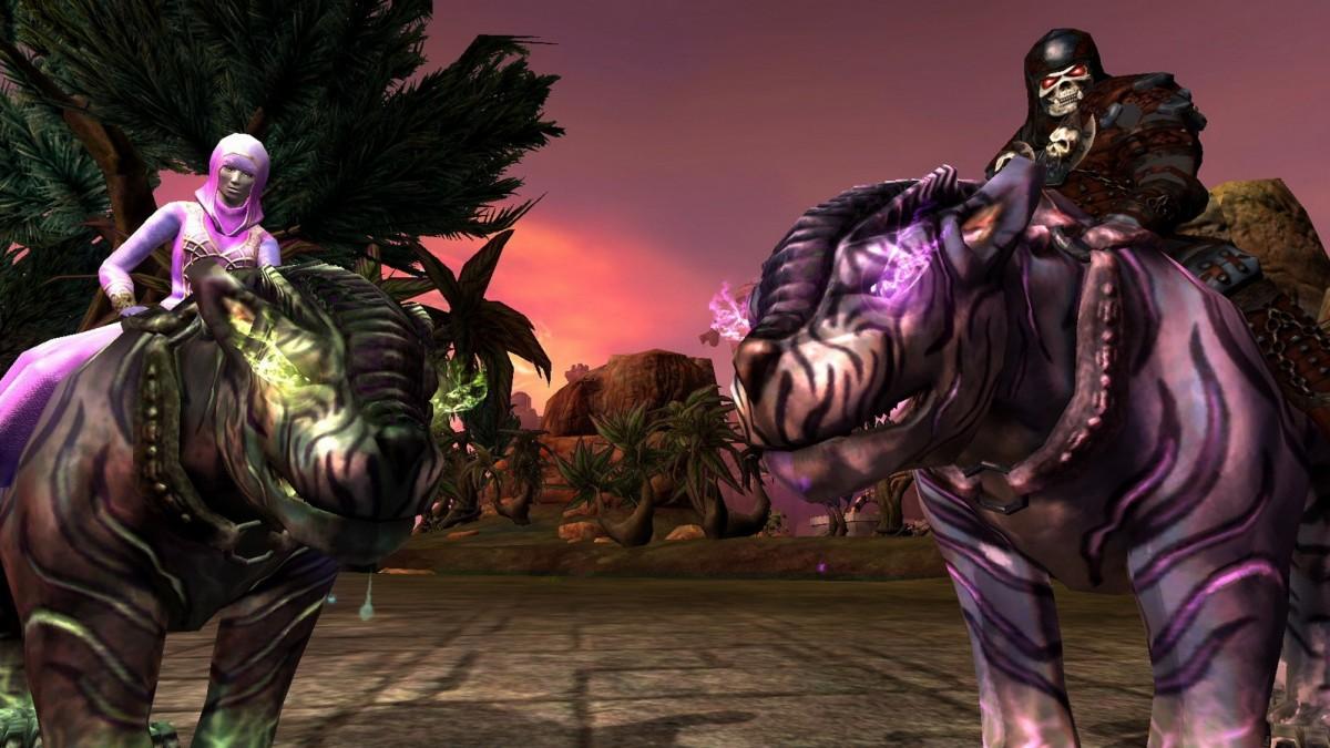 EverQuest 2: Sentinel's Fate