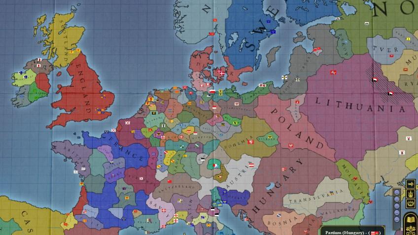 Европа Универсалис 3 Скачать Торрент