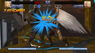 War in Heaven Fighting Game (itch)