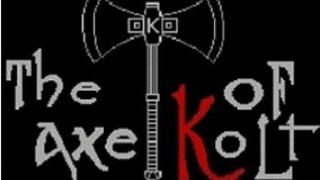 The Axe of Kolt (itch)